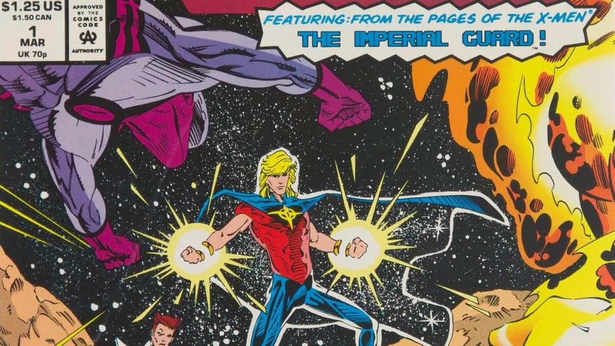 Quasar #32 (Marvel, 1992).