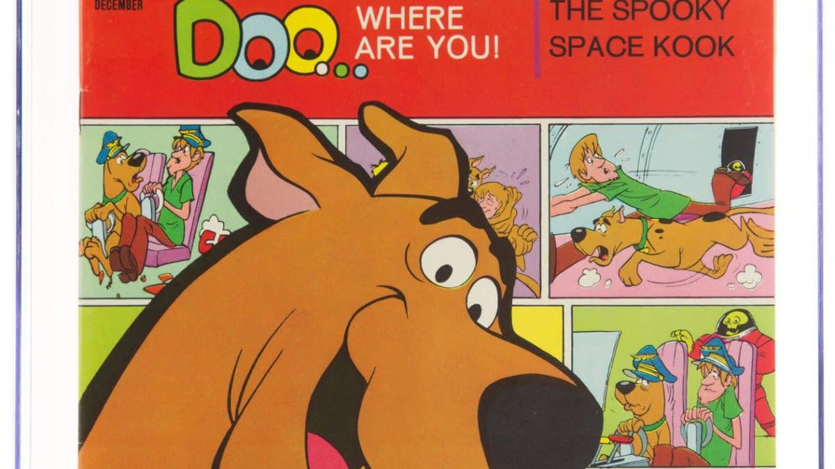 Scooby Doo #4 (Gold Key, 1970)