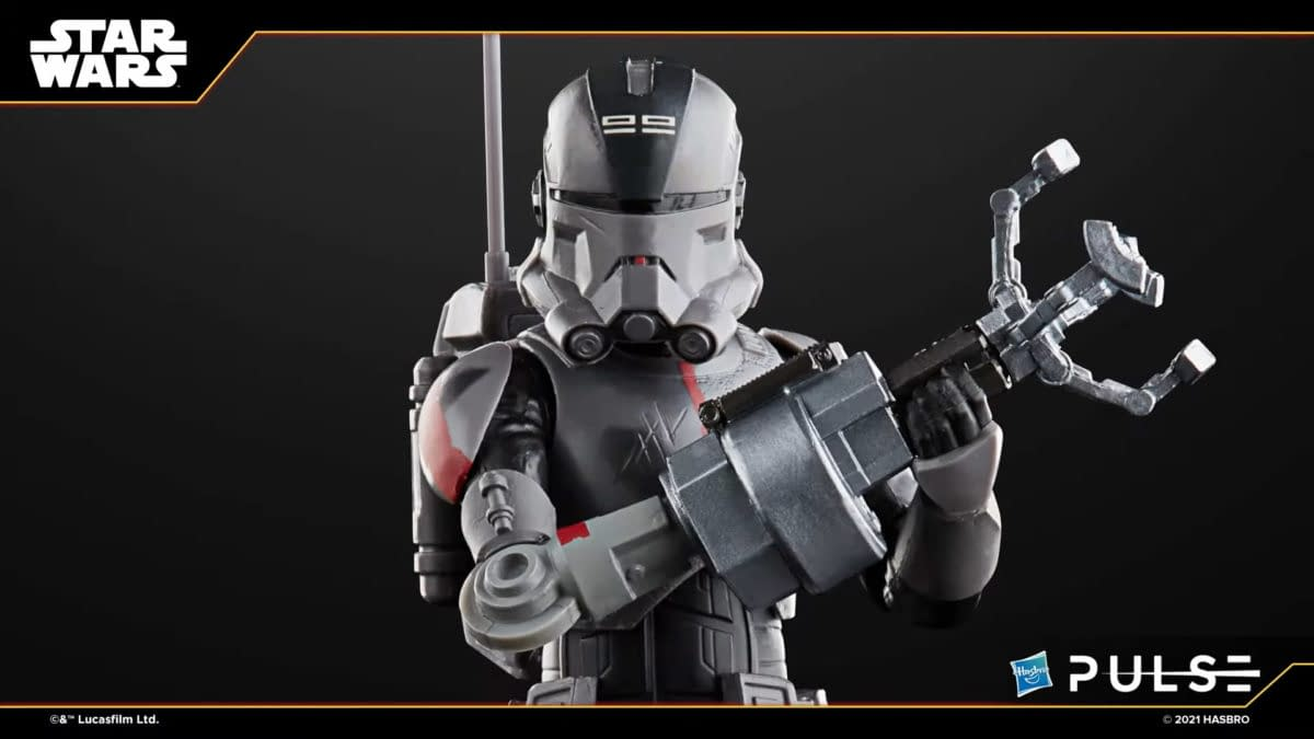 Star Wars: The Bad Batch Omega and Echo Figures Revealed by Hasbro