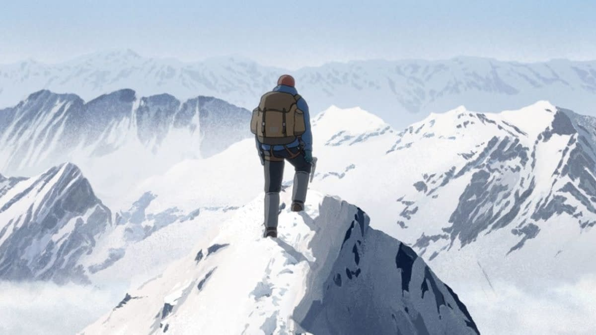 The Summit of the Gods: Netflix Releases Trailer of Mountaineer Anime