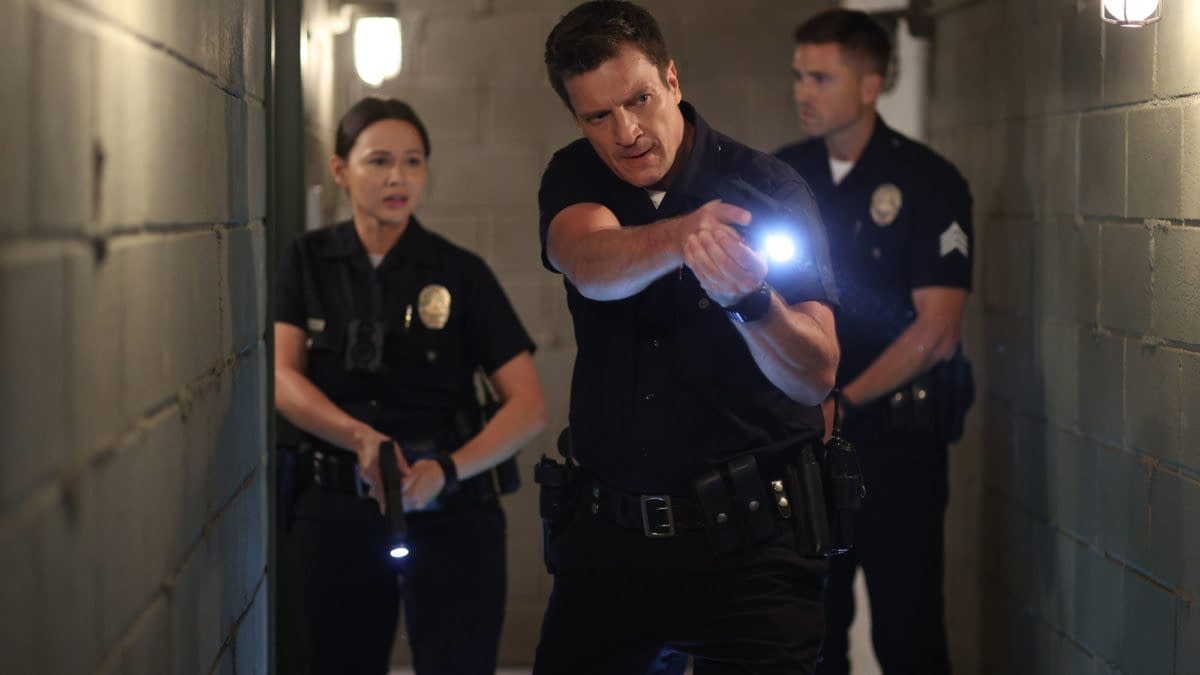 The Rookie Season 4 Red Hot Preview: Hunting a Serial Killer Arsonist