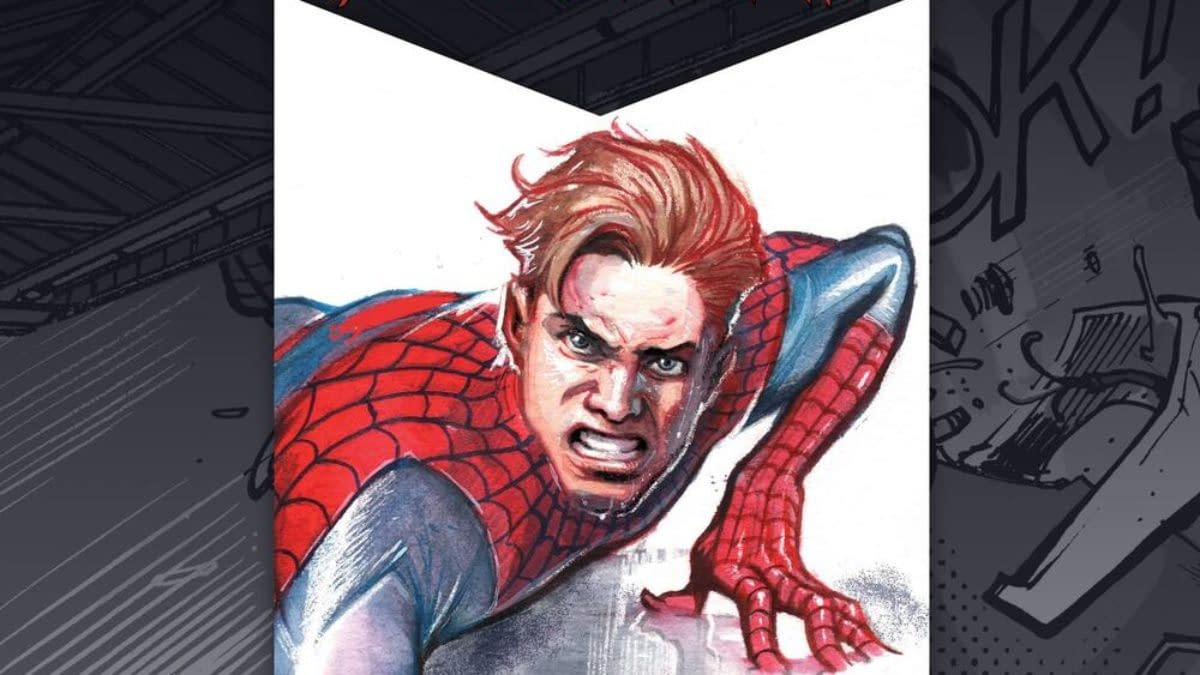 Finally, Another Spider-Man Series, Spine-Tingling Spider-Man on MU