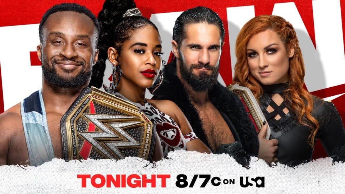 "WWE Advertises ""New Era"" for WWE Raw Season Premiere Tonight"