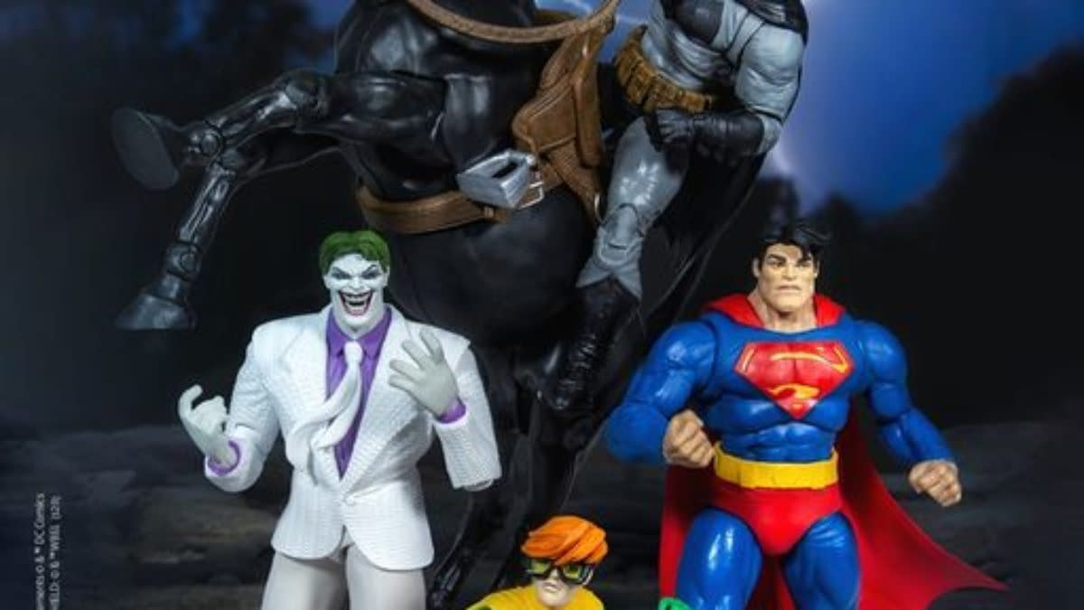 Pre-orders are Live for McFarlane Toys The Dark Knight Returns