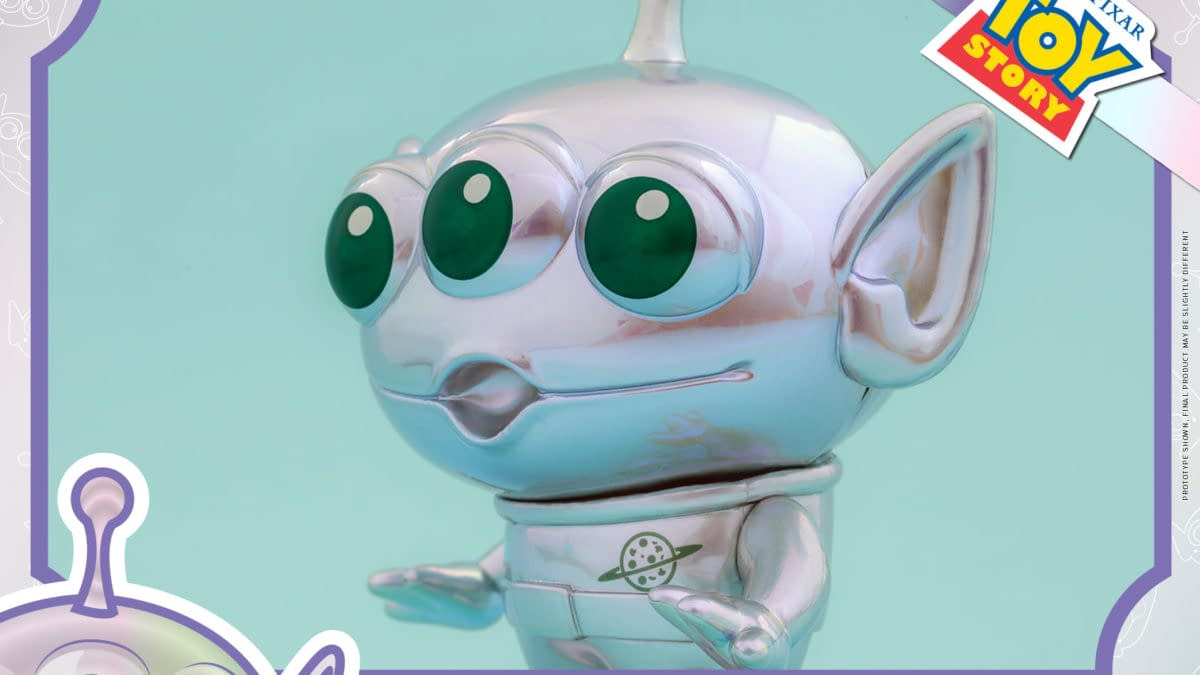 Hot Toys Celebrates 25 Years of Toy Story with New Cosbaby's