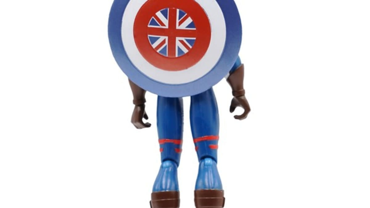 Marvel Studios What If…? Captain Carter Arrives at shopDisney