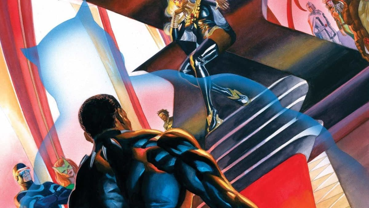Marvel Just Realised Black Panther #3 Is Also Black Panther #200