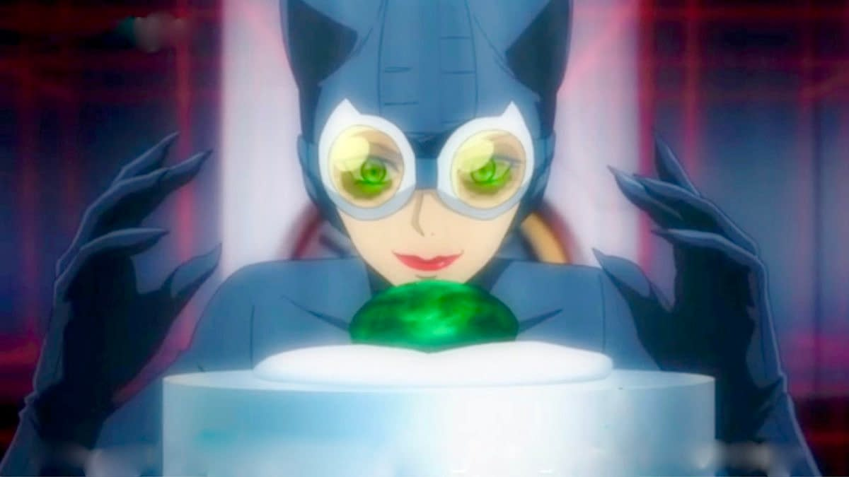 DC Fandome: First Trailer For Catwoman Animated Film Debuts