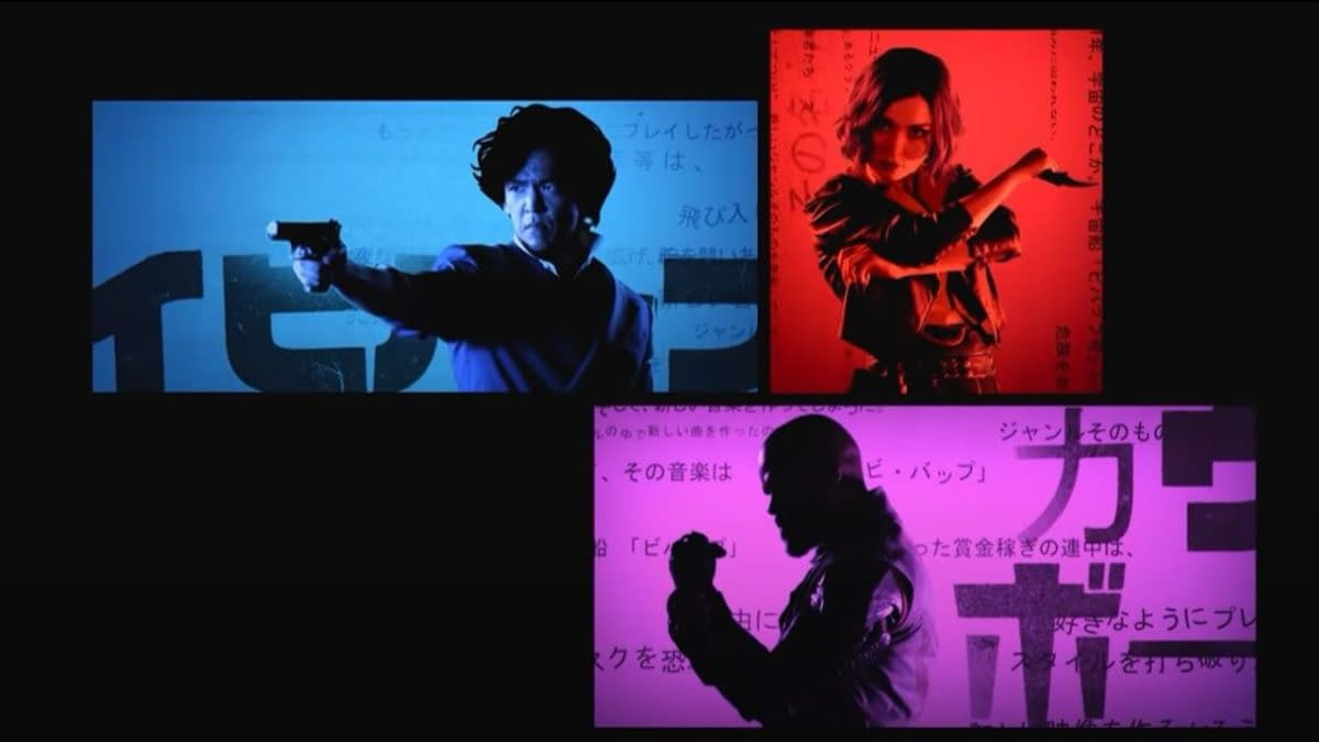 Cowboy Bebop OG Japanese Voice Actors Dub Netflix Live Action Series