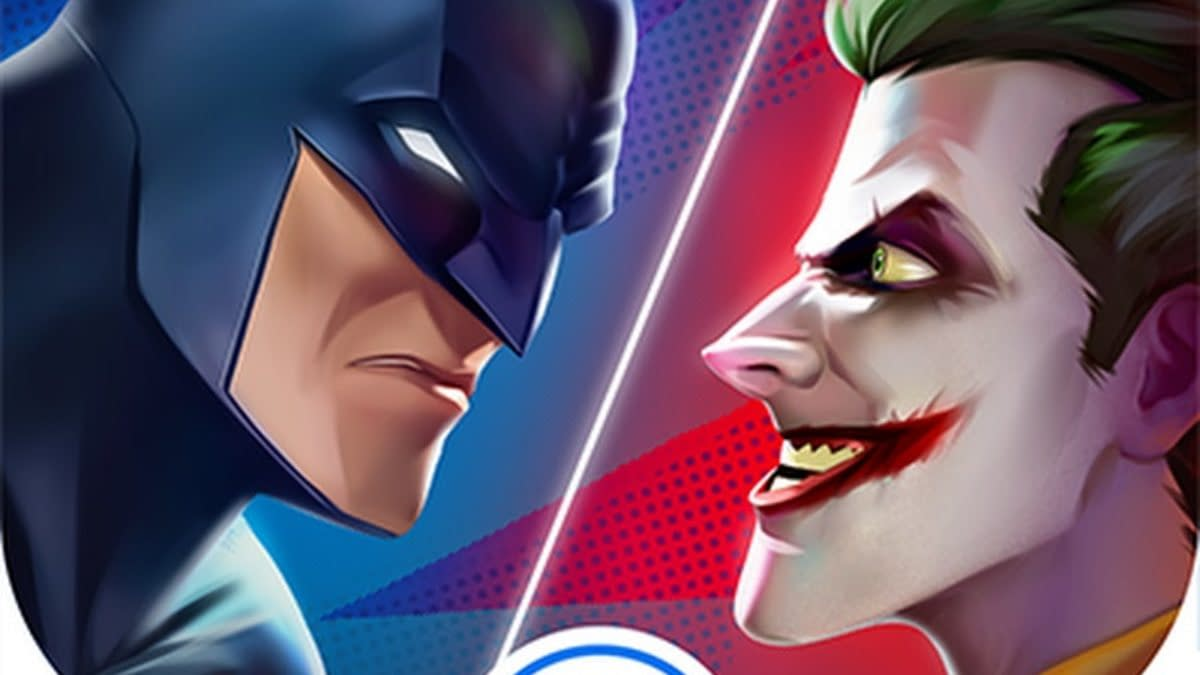 DC Heroes & Villains Mobile Game Announced During DC FanDome