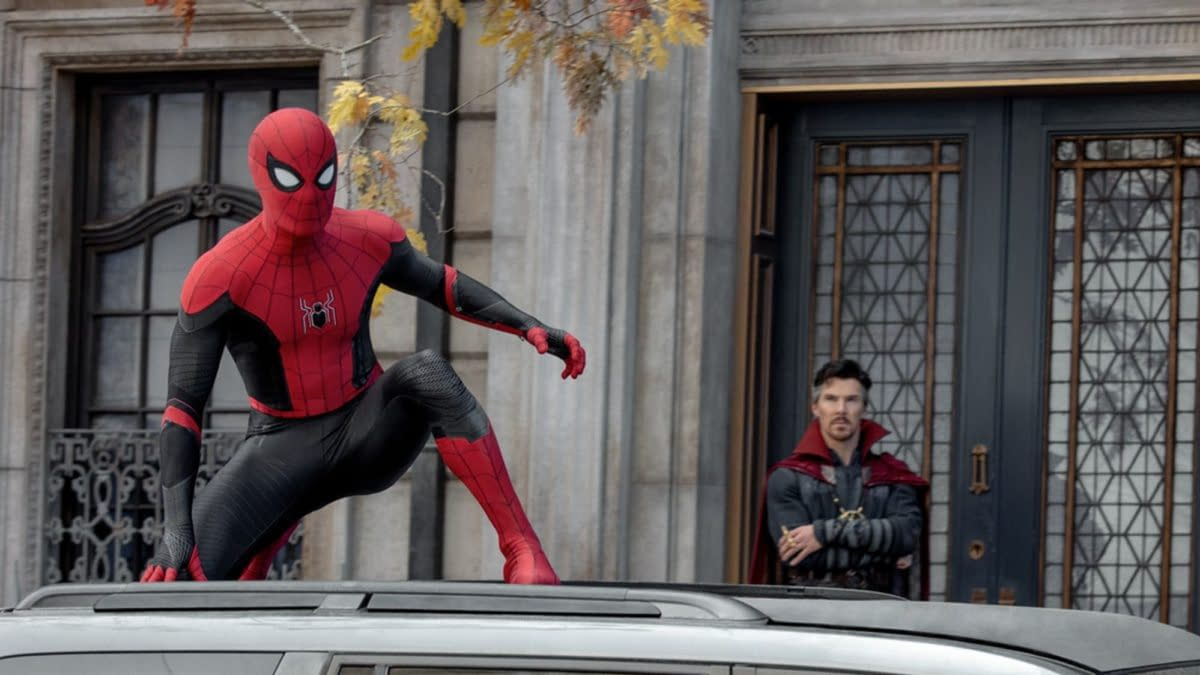 Sony Pictures Dates Two Unknown Marvel Movies for 2023
