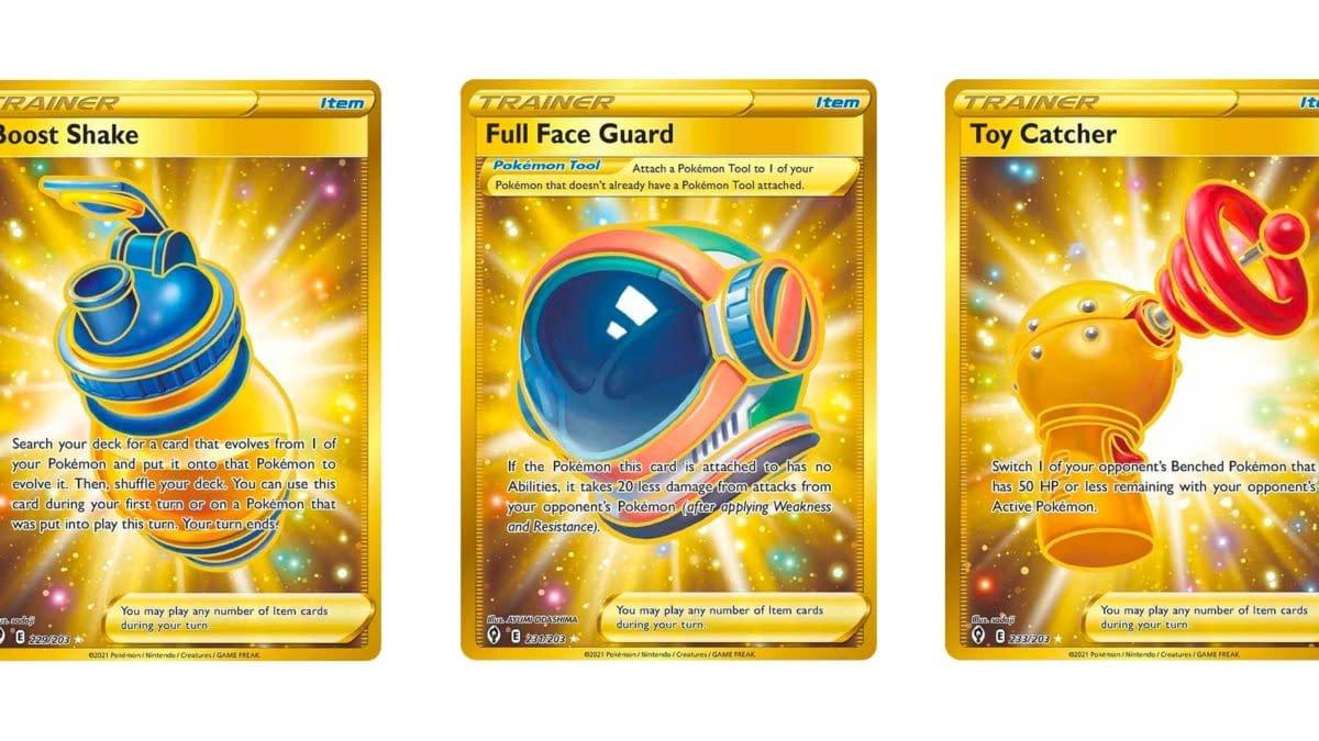The Cards of Pokémon TCG: Sword & Shield - Evolving Skies Part 45