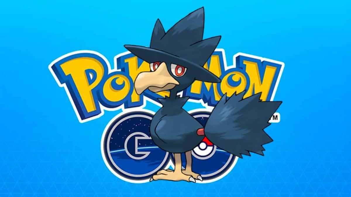 Tonight is Murkrow Spotlight Hour in Pokémon GO: October 2021