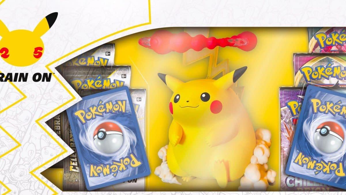 Pokémon TCG Value Watch: Celebrations in October 2021