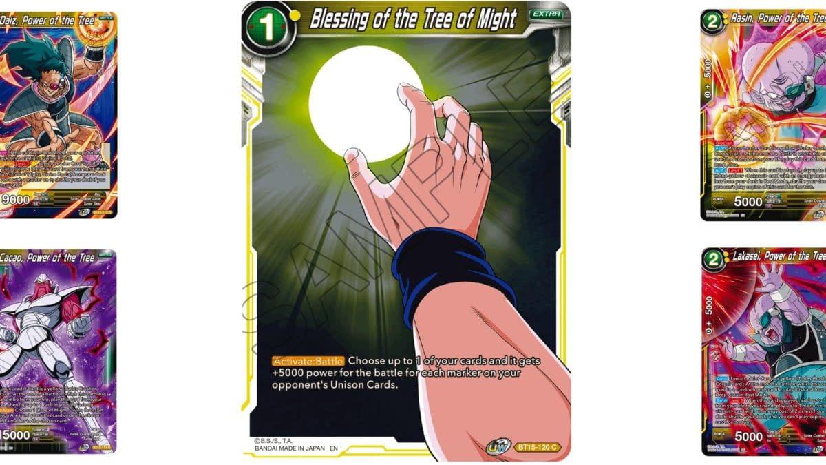 Dragon Ball Super Previews Saiyan Showdown: The Turles Gang