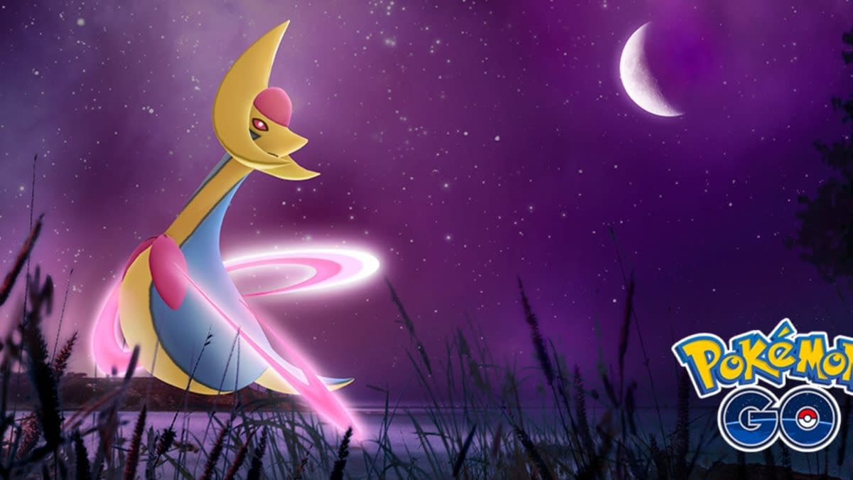 Pokémon GO Sets Nov. 2021 Legendaries: Cresselia, Cobalion & More
