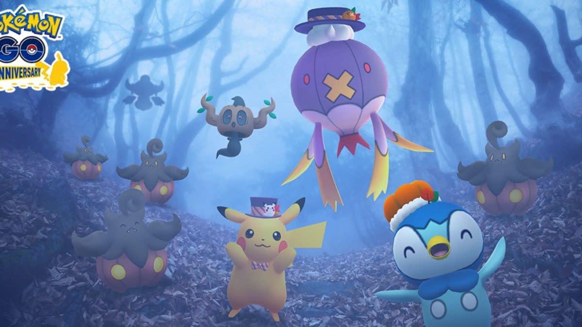Halloween 2021 Event Part Two Begins in Pokémon GO