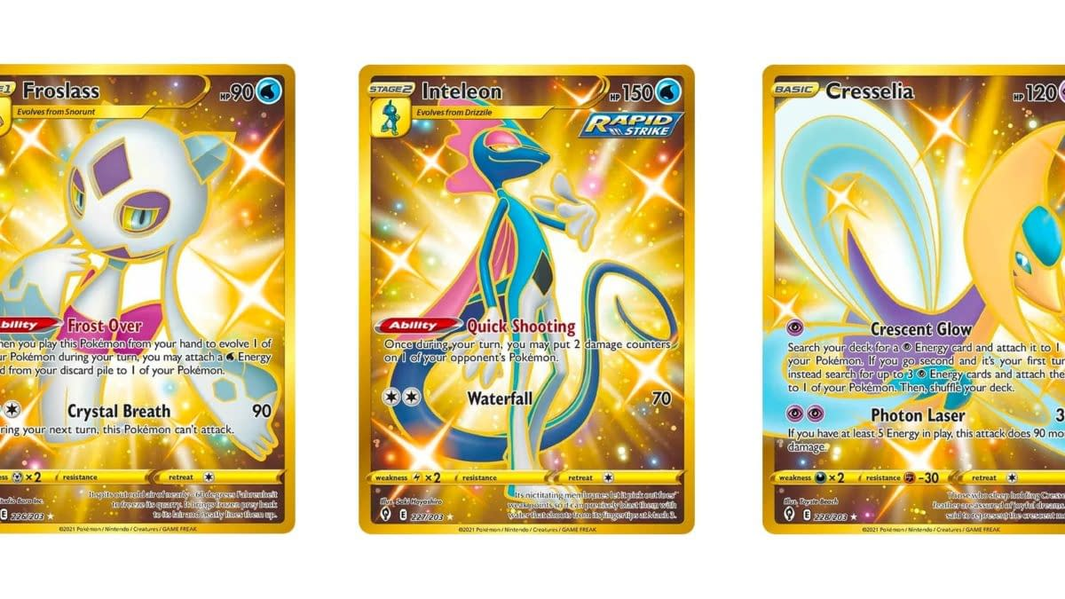 The Cards of Pokémon TCG: Sword & Shield - Evolving Skies Part 44