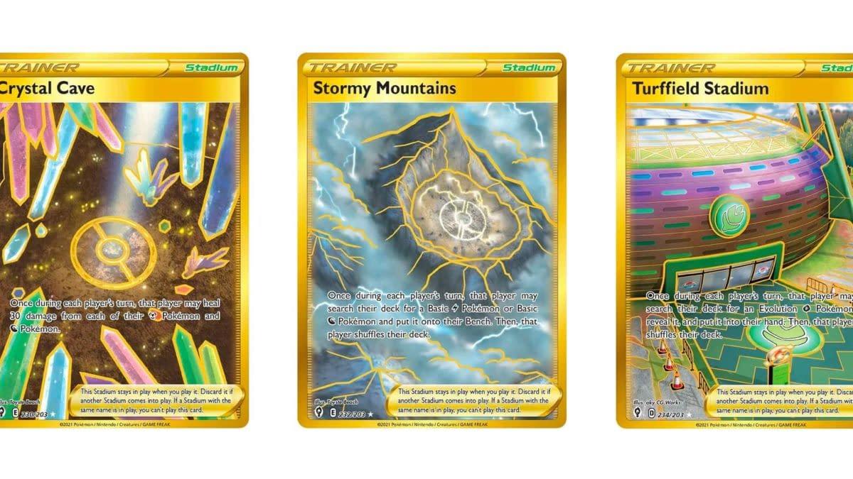 The Cards of Pokémon TCG: Sword & Shield - Evolving Skies Part 46