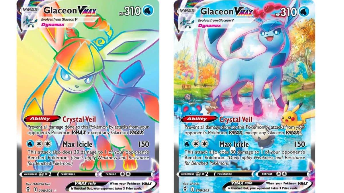 The Cards of Pokémon TCG: Sword & Shield - Evolving Skies Part 37