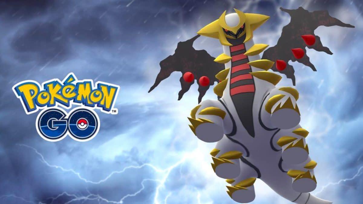 Tonight is Altered Giratina Raid Hour #2 in Pokémon GO: October 2021