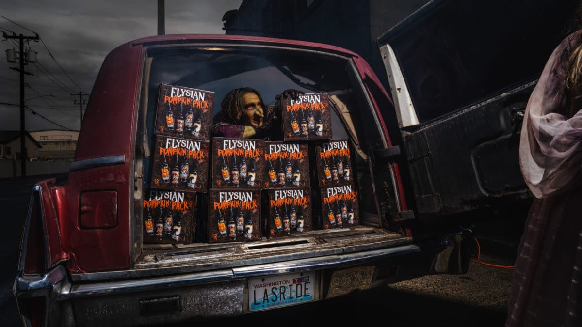 Elysian Brewing Going Above & Beyond For Halloween In Seattle