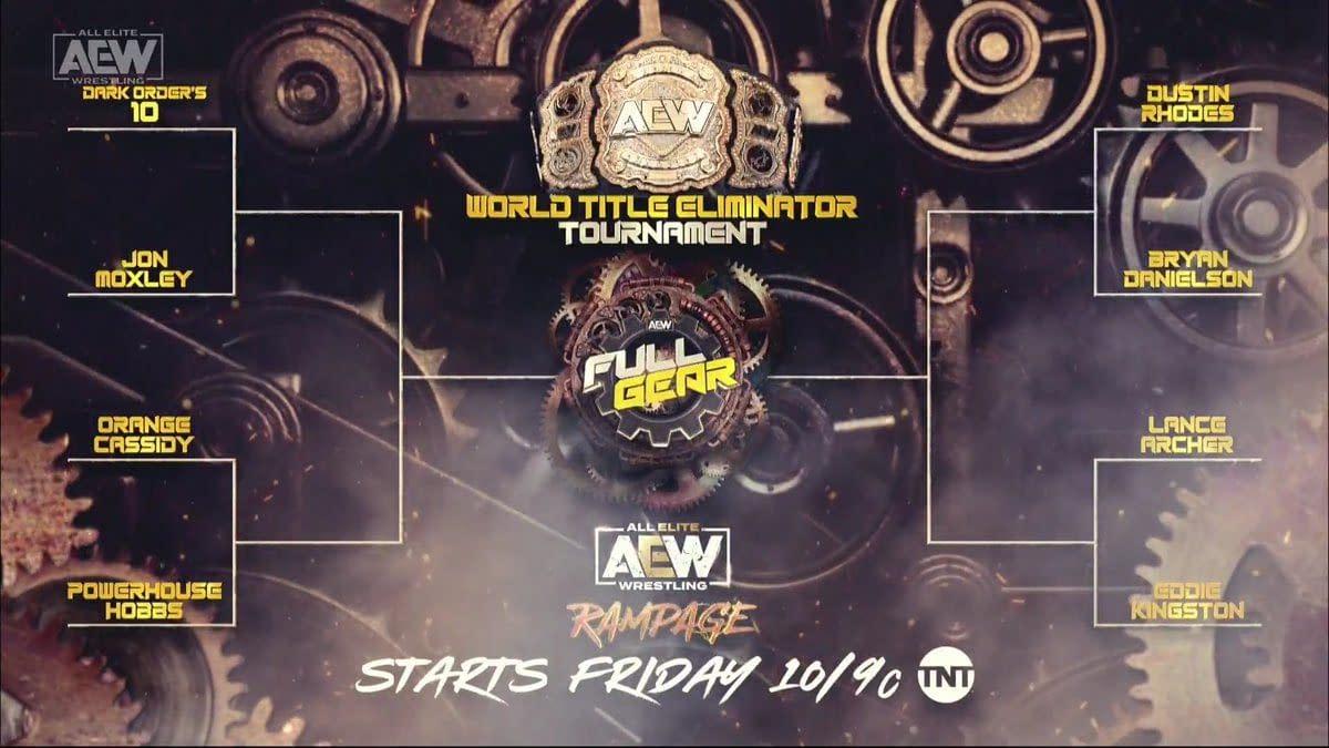 AEW Tournament