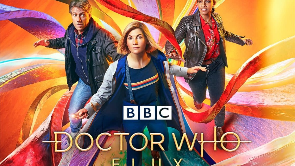 Doctor Who: Flux Trailer - Team TARDIS Faces Mixed Bag of Big Bads