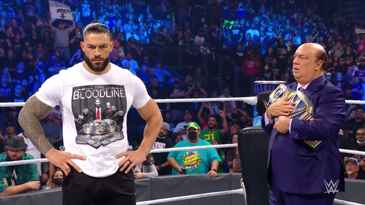WWE Smackdown Review 10/15/2021: A Super-Sized Disappointment