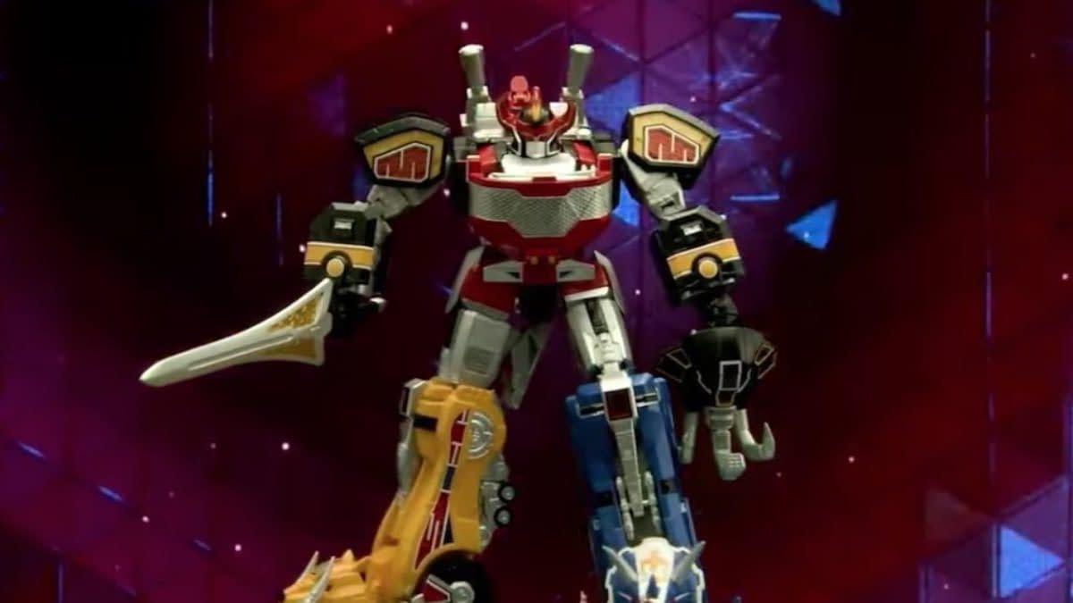 Power Rangers Lightning Collection Reveals Dazzle Hasbro PulseCon
