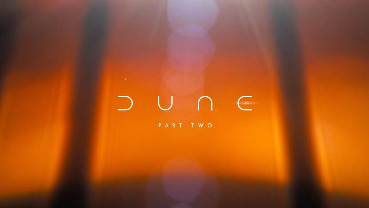 Legendary and Warner Bros. Officially Greenlight Dune: Part Two