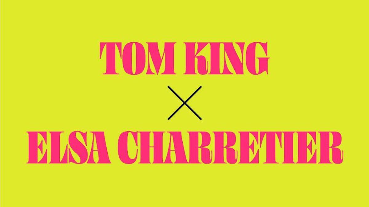 Tom King and Elsa Charretier Sitting in a Tree, T-W-E-E-T-I-N-G
