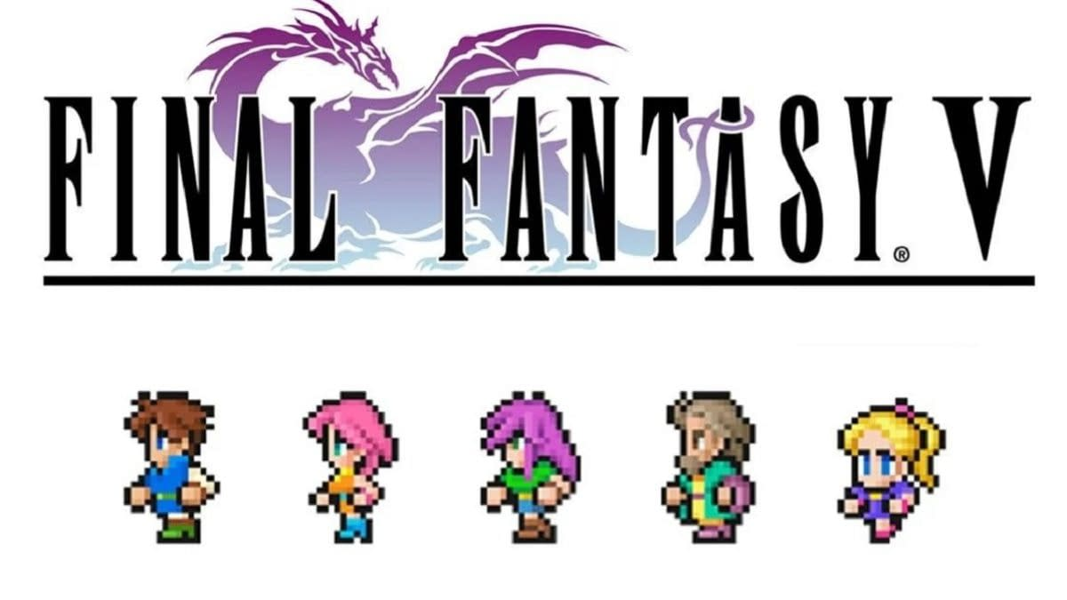 Final Fantasy V Is Coming To Steam & Mobile On November 10th