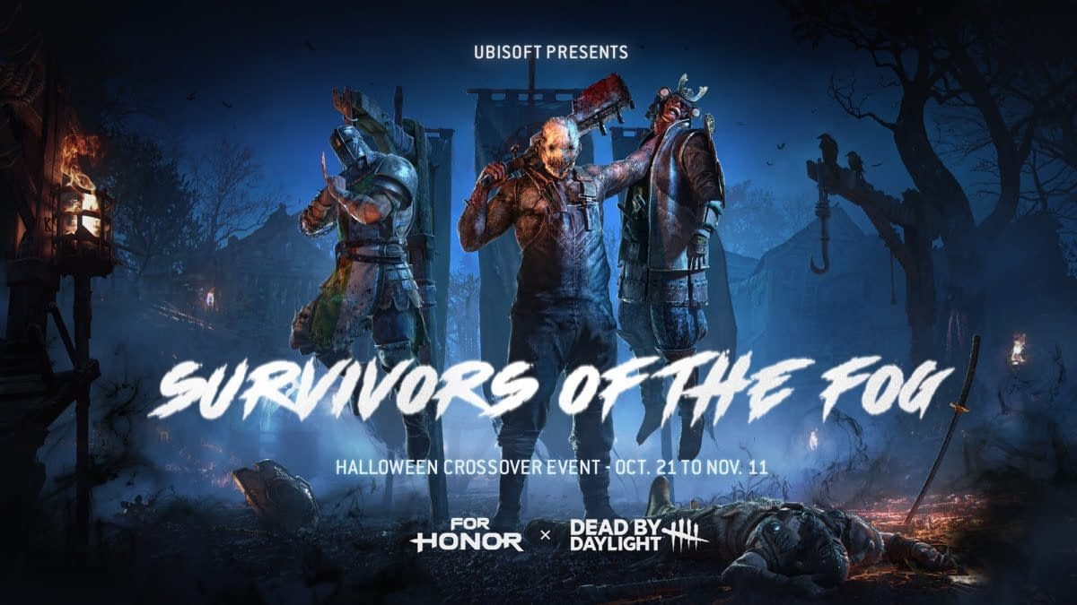 Dead By Daylight Comes To For Honor For Special Event