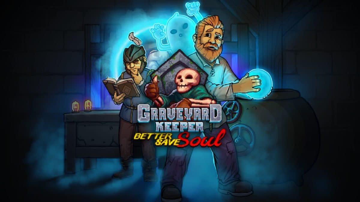 "Graveyard Keeper's ""Better Save Soul"" DLC Launches Next Week"