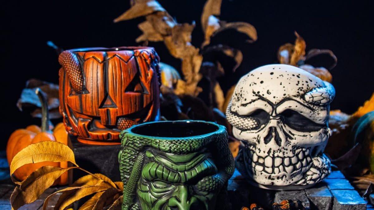 Mondo Reveals Halloween III: Season of the Witch Tiki Mug Set