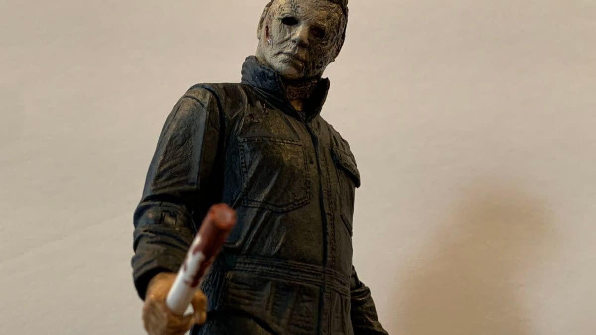 NECA's Ultimate Halloween Kills Michael Myers Is One Of Their Best