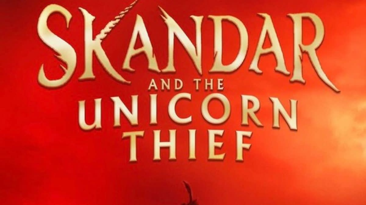 Skandar And The Unicorn Thief Adaptation Hires Jon Croker To Direct