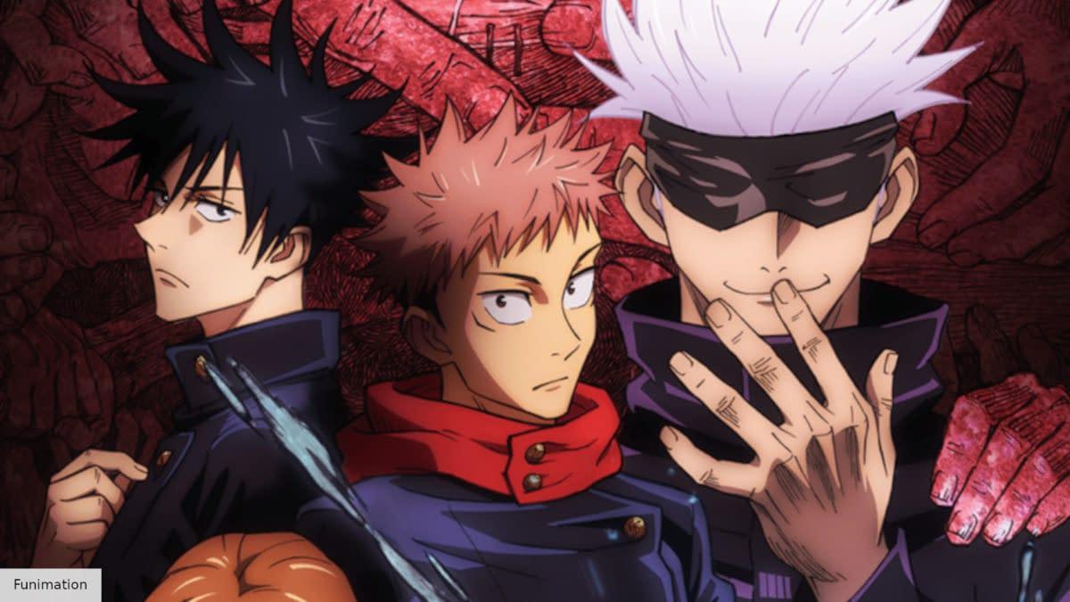 Funimation Fall 2021 Anime Lineup: Demon Slayer, Jujutsu Kaisen & More