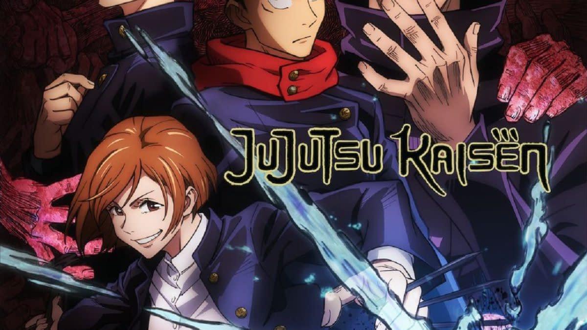 Funimation Halloween Anime Streaming: Jujutsu Kaisen, Hellsing & More!