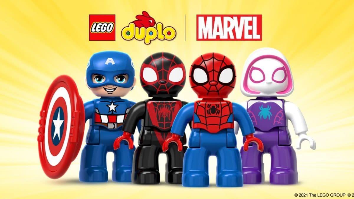 StoryToys Announces New LEGO DUPLO Marvel Preschool App