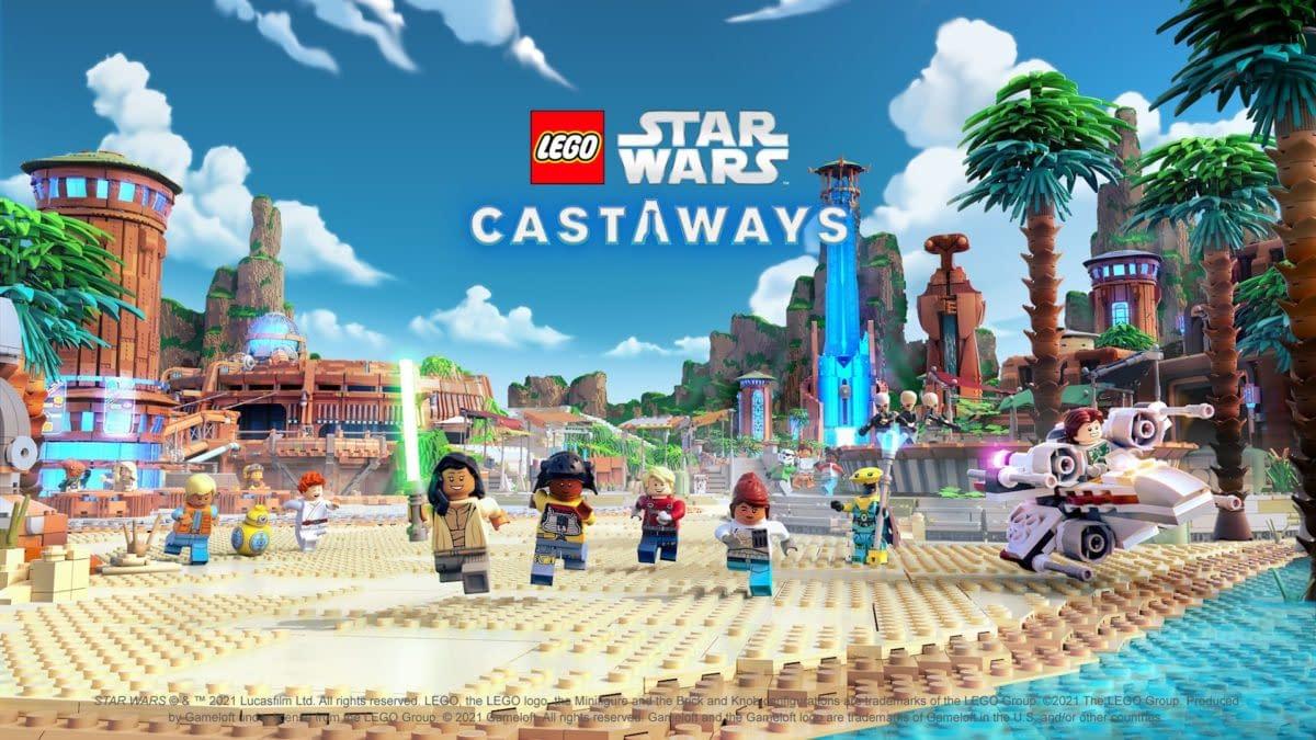 LEGOStar Wars:Castaways Comes To Apple Arcade In November