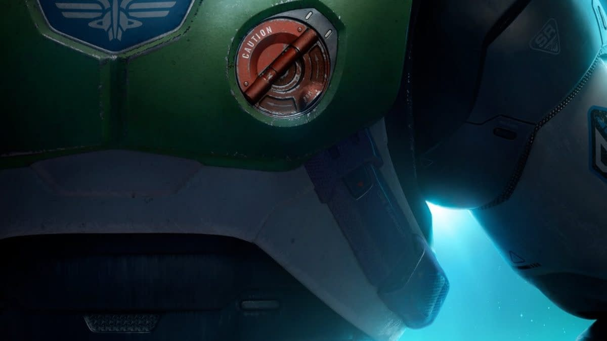 Lightyear Trailer Blasts Off, ALong With A New Poster