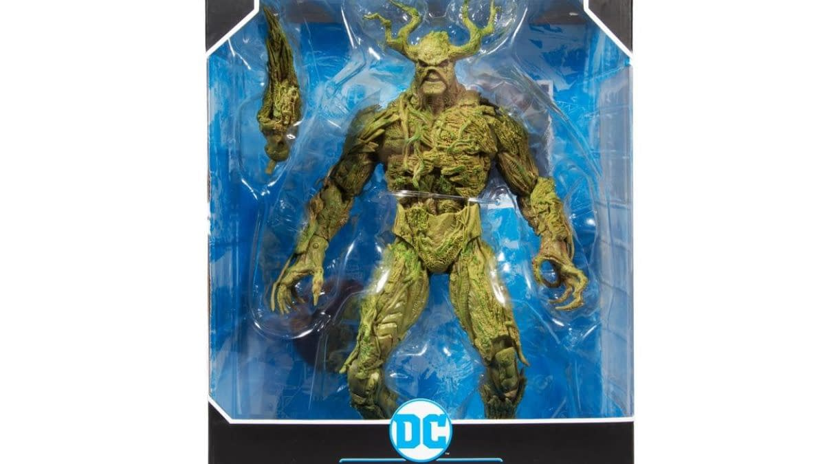 Swamp Thing Comes to McFarlane Toys DC Multiverse with Two Designs