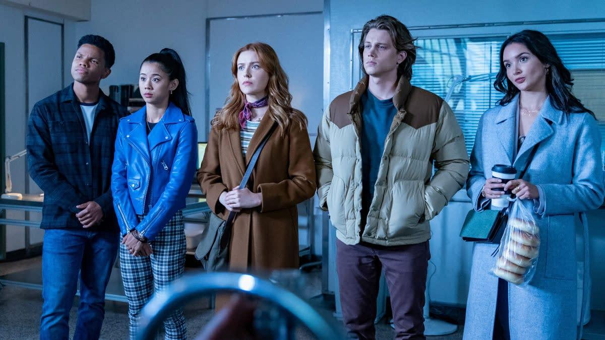 Nancy Drew Season 3 Episode 2Preview: Frozen Heart Case Heats Up