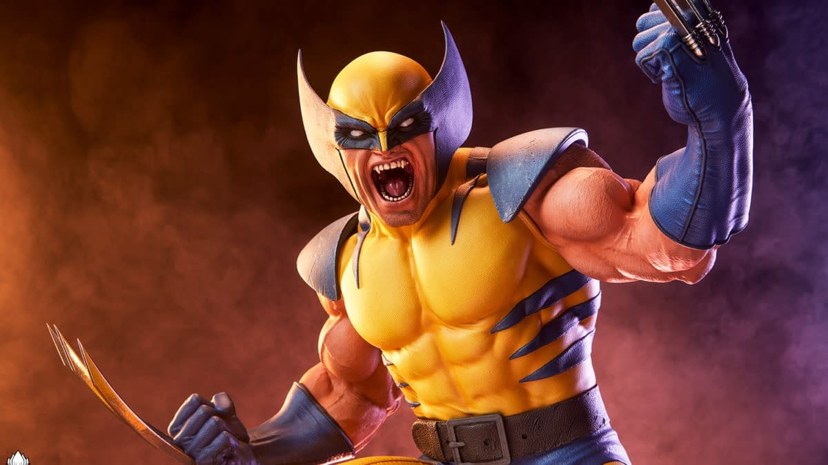 Wolverine Receives Marvel Future Fighter Statue from PCS Collectibles