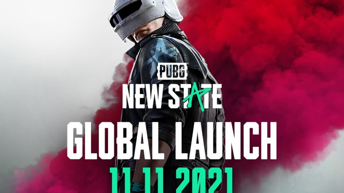 PUBG: New State Will Officially Launch On November 11th