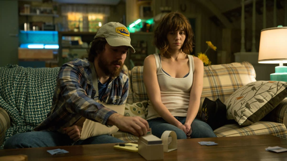 How Mary Elizabeth Winstead Learned About the Cloverfield Connection