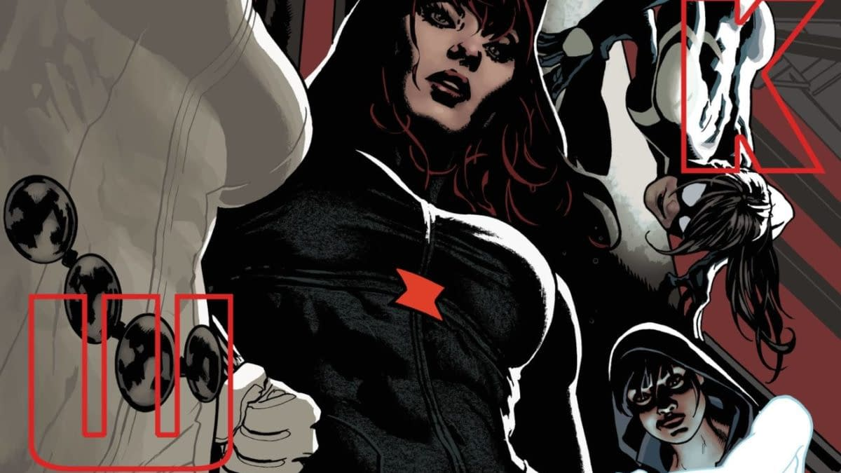Cover image for BLACK WIDOW #12