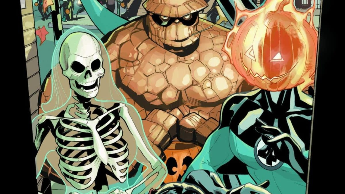 Cover image for FANTASTIC FOUR #37